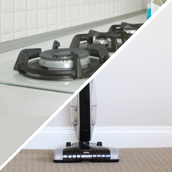 Carpet and oven cleaning